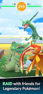 PokémonGo Mod Apk 0.195.0 (Fake GPS+ Anti Ban) 2