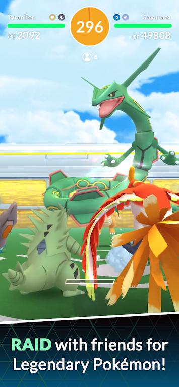 Pokémon GO poster 1