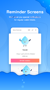 Water Reminder - Hydration & Drinking Tracker