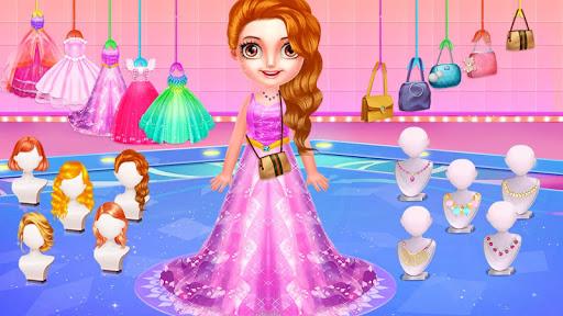 Baby Girl Salon Makeover - Dress Up & Makeup Game  Screenshots 4