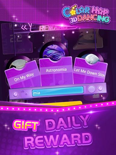 Color Dancing Hop - free music beat game 2021  screenshots 13