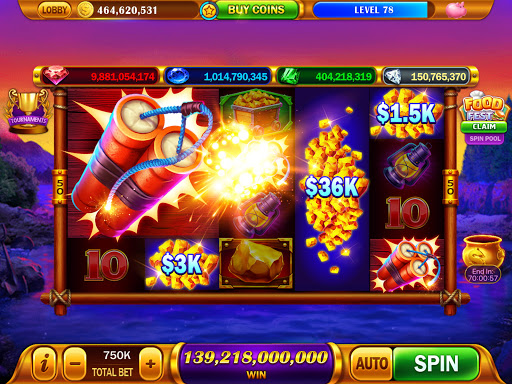 Golden Casino: Free Slot Machines & Casino Games  screenshots 15