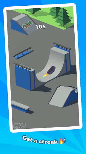 Skatepark - A Skateboard adventure  screenshots 4