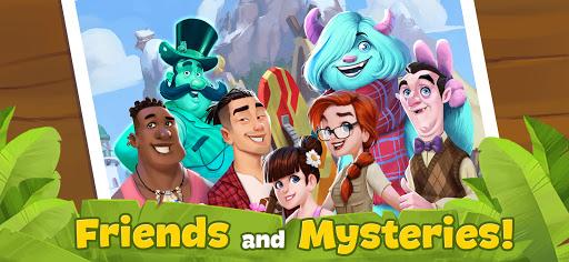 Lost Island: Adventure Quest & Magical Tile Match 1.1.929 screenshots 14