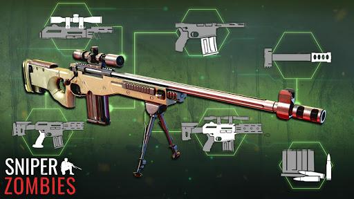 Sniper Zombies: Offline Shooting Games 3D screenshots 10