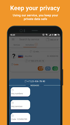 SMS-Activate virtual numbers for PVAのおすすめ画像5