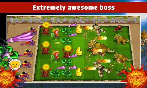 Angry Plants Flower apktram screenshots 7