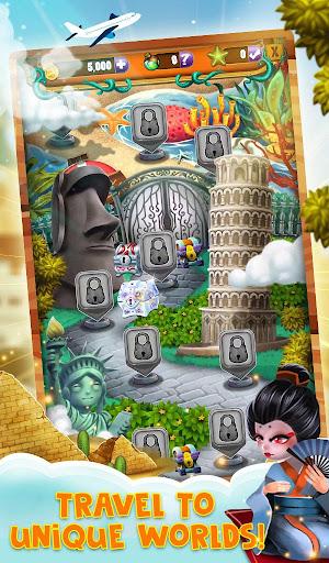 Match 3 World Adventure - City Quest 1.0.24 screenshots 1
