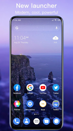 Download APK: New Launcher 2021 themes, icon packs, wallpapers v8.8 [Premium]