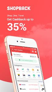 ShopBack - The Smarter Way | Shopping & Cashback 3.41.1 (3410199) (Version: 3.41.1 (3410199))