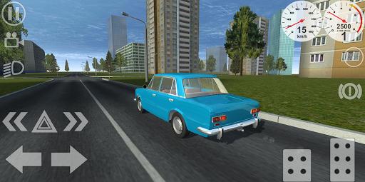 Simple Car Crash Physics Simulator Demo 1.1 screenshots 6
