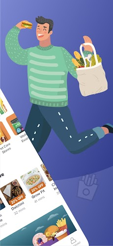 Swiggy Food Order   Online Grocery   Delivery Appのおすすめ画像3