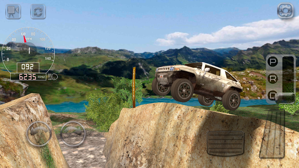 4x4 Off-Road Rally 7  poster 5