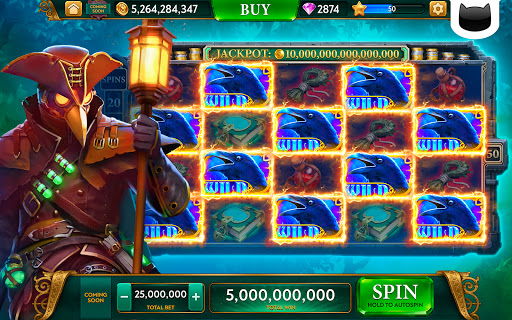 ARK Slots - Wild Vegas Casino & Fun Slot Machines  screenshots 17