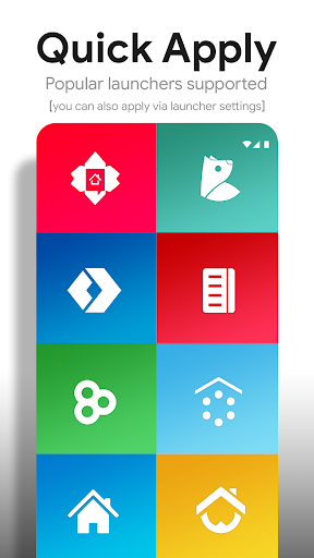 Lines - Icon Pack (Free Version) 3.2.8 Screenshots 5