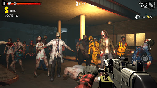 Zombie Hunter D-Day  screenshots 14