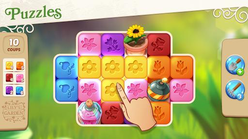 Code Triche Lily's Garden APK MOD (Astuce) screenshots 5