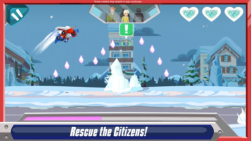 Transformers Rescue Bots: Disaster Dash 1.6 Screenshots 4
