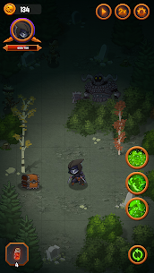 Dungeon Mod Apk: Age of Heroes (Unlimited Gold/Diamonds) 4