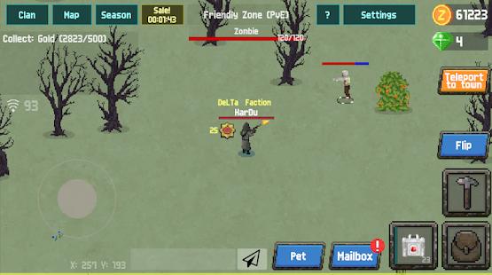 Zombix Online screenshots 3