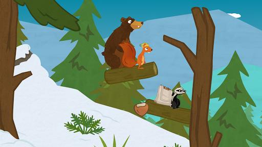 Squirrel & Bu00e4r - Wintersause  screenshots 12