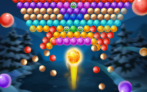 Bubble Shooter: Primitive Dinosaurs - Egg Shoot 1.04 screenshots 7