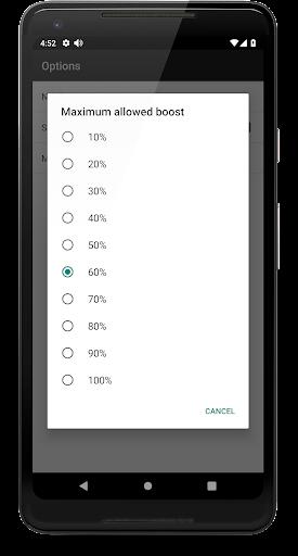 Speaker Booster Full Pro 15.8 Screenshots 8