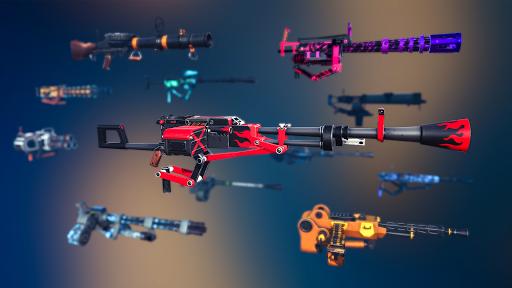 Gunner War - Air combat Sky Survival android2mod screenshots 7