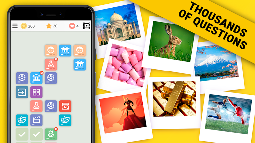 Free Trivia Game. Questions & Answers. QuizzLand.  screenshots 10