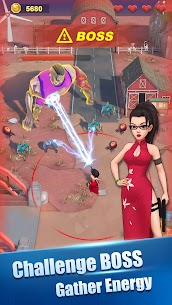 Mow Zombies Mod Apk 1.6.17 (Free Shopping) 2