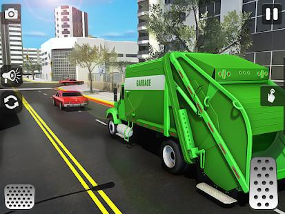 City Trash Truck Simulator: Dump Truck Games 1.37 Screenshots 10