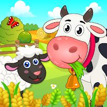Toddler Farm: Farm Games For Kids Offline APK