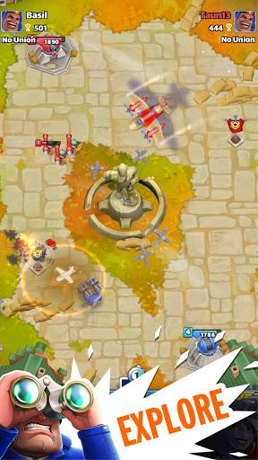 Warhands: Epic clash in chaos leagueu30fbPvP Real time  screenshots 4