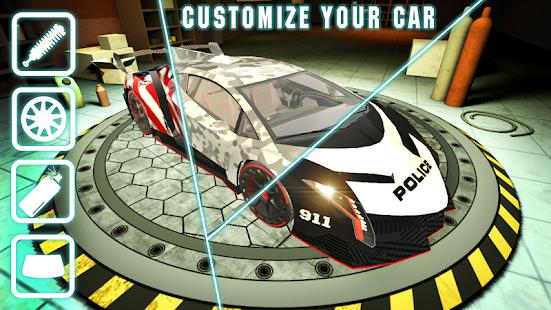 Lambo Car Simulator 1.12 screenshots 1