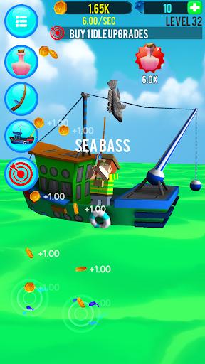 Fishing Clicker Game  screenshots 6