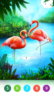 Coloring Fun : Color by Number Games screenshots 6