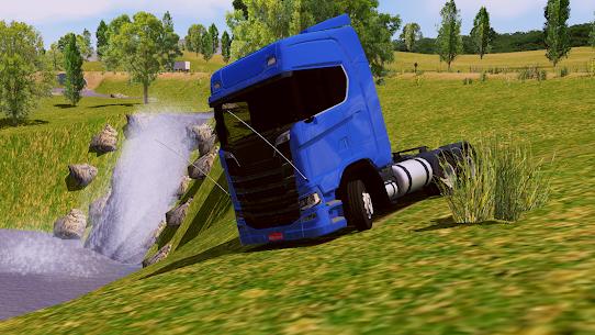 World Truck Driving Simulator MOD APK 1,222 (Unlimited Money) 8