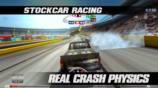 Code Triche Stock Car Racing (Astuce) APK MOD screenshots 3