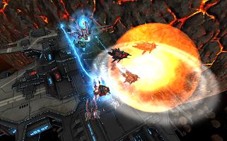 Space Ships WAR: TD Battles & Multiplayer PvP