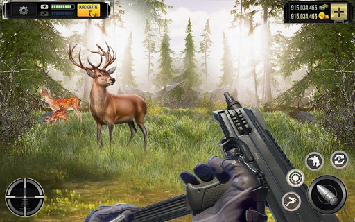 Deer Hunting 3d - Animal Sniper Shooting 2020 1.0.28 screenshots 13