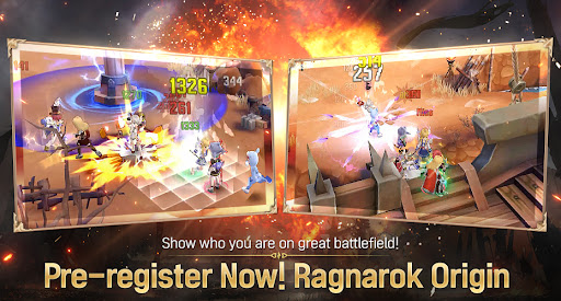 Ragnarok Origin: Fantasy Open World Online MMORPG Varies with device screenshots 18
