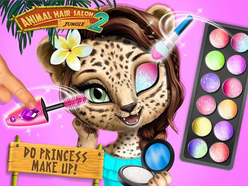 Jungle Animal Hair Salon 2 screenshot 17