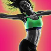 icono Aerobic ejercicios para adelgazar bailando