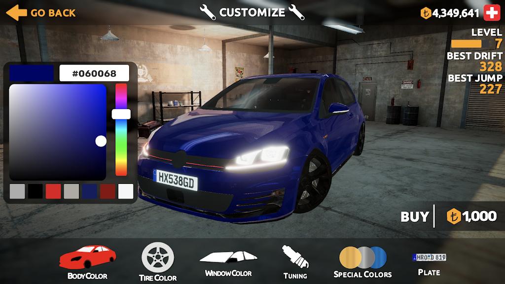 Fast&Grand: Car Driving Simulator Free Roam Games poster 5