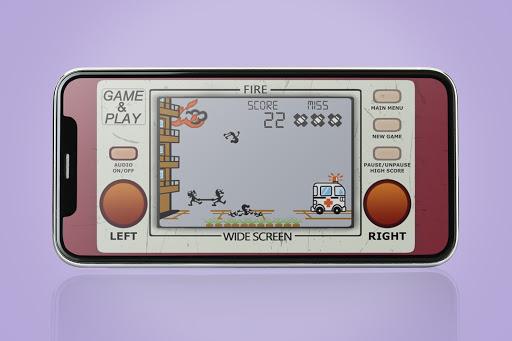 FIRE: Offline 90's and 80's arcade games Apkfinish screenshots 11
