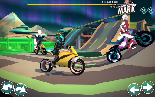 Gravity Rider: Extreme Balance Space Bike Racing 1.18.4 Screenshots 24
