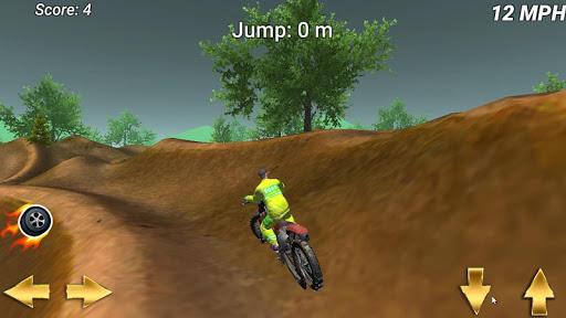 motorbike racer dirt screenshot 2