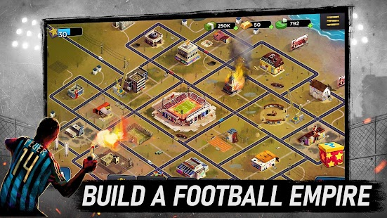 Underworld Football Manager - Bribe, Attack, Steal Screenshot