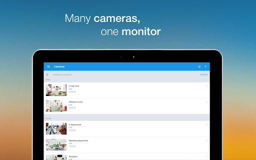 Video Surveillance Ivideon modavailable screenshots 7