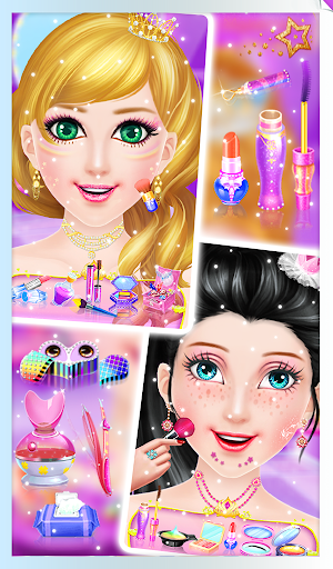 Télécharger Gratuit Jeux de maquillage de poupée pour filles 2020 mod apk screenshots 2